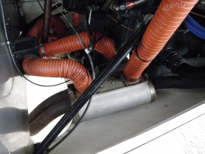 Bearhawk Exhaust and Heat Muffs