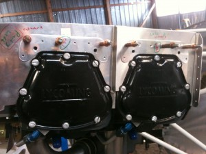 Lycoming 360 Side Baffles