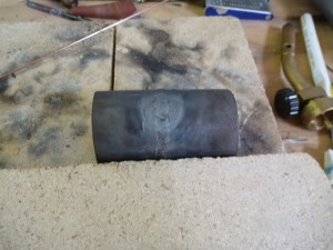 EMT Exhaust Test Piece