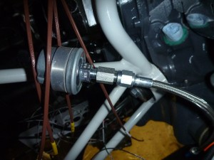Pipe thread to flare adapter