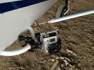 Aircraft Go-Pro Mount